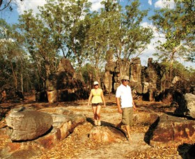 The Lost City - Litchfield National Park - Accommodation BNB