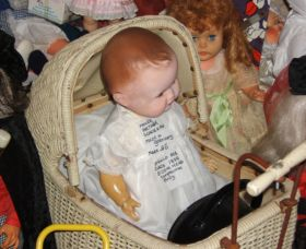 Little Darlings Doll Museum and Coffee Shop - Accommodation BNB