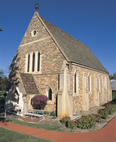 Uniting Church - York - Accommodation BNB