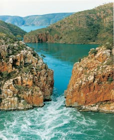 Horizontal Waterfalls - Accommodation BNB
