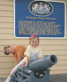 Princess Royal Fortress Military Museum - Accommodation BNB