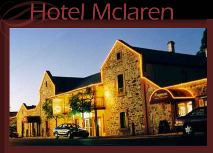 Hotel McLaren - Accommodation BNB