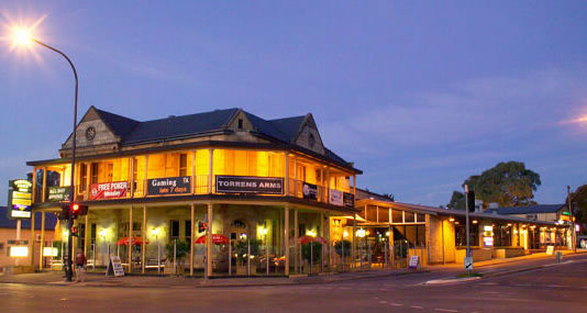 Torrens Arms Hotel - Accommodation BNB