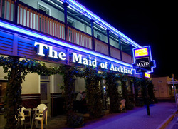 Maid of Auckland Hotel - Accommodation BNB