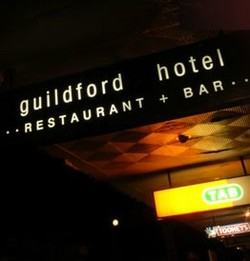Guildford Hotel - Accommodation BNB