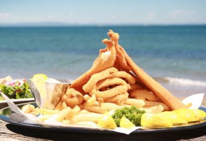 Seafood Lovers - Accommodation BNB