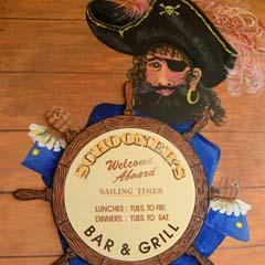 Schooners Bar  Grill - Accommodation BNB