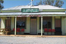 The Logan Pub - Accommodation BNB