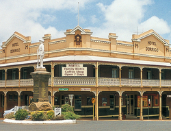 Heritage Hotel Motel - Accommodation BNB