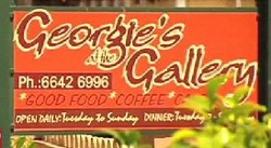 Georgies Cafe Restaurant - Accommodation BNB