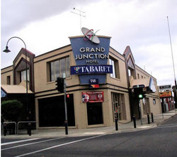 Grand Junction Hotel - Accommodation BNB
