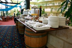 Alexanders Restaurant - Lord Forrest Hotel - Accommodation BNB