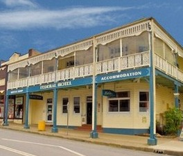 Federal Hotel Bellingen - Accommodation BNB