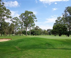 Singleton Golf Club - Accommodation BNB
