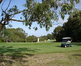 Leongatha Golf Club - Accommodation BNB