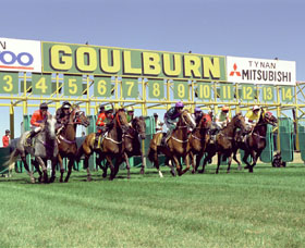 Goulburn and District Racing Club - Accommodation BNB