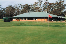 Echunga Golf Club Incorporated - Accommodation BNB