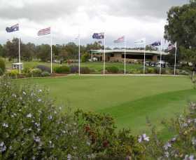Tocumwal Golf Club - Accommodation BNB