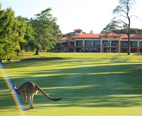 Royal Canberra Golf Club - Accommodation BNB