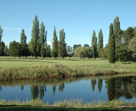 Goulburn Golf Club - Accommodation BNB