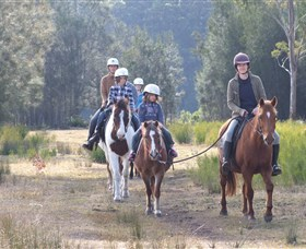 Horse Riding at Oaks Ranch and Country Club - Accommodation BNB