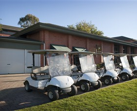 Country Club Tasmania Golf Course - Accommodation BNB
