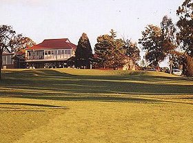 Launceston Golf Club - Accommodation BNB