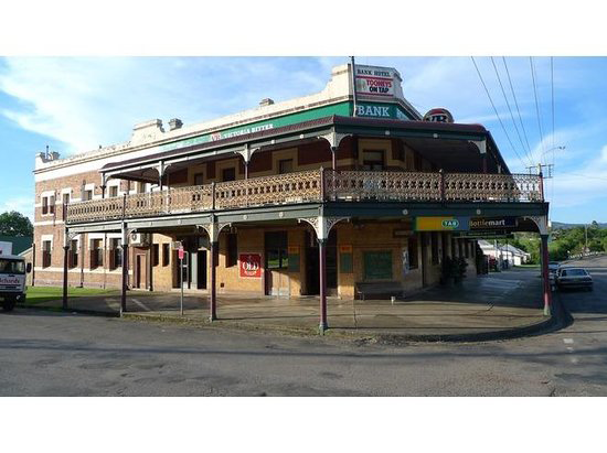 Bank Hotel Dungog - Accommodation BNB