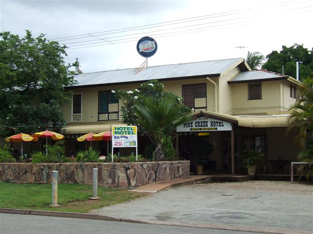 Pine Creek Hotel/Motel - Accommodation BNB