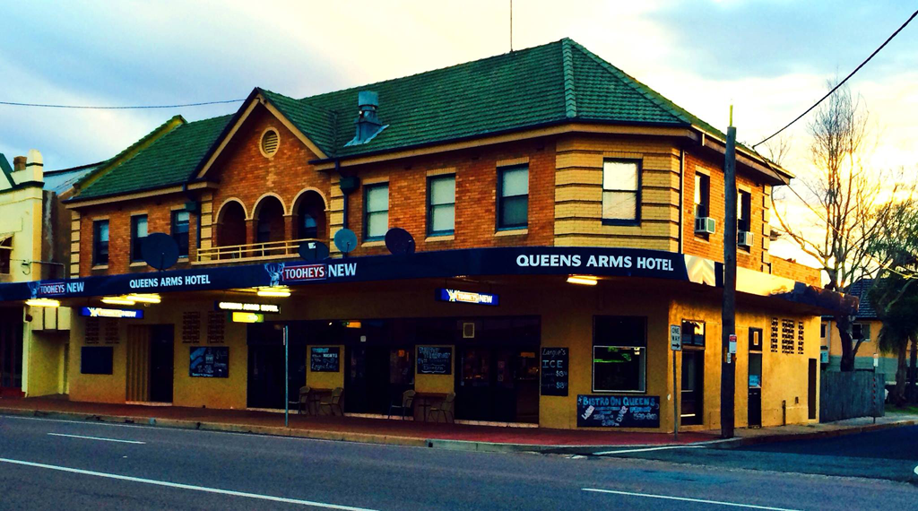 Queens Arms Hotel - Accommodation BNB