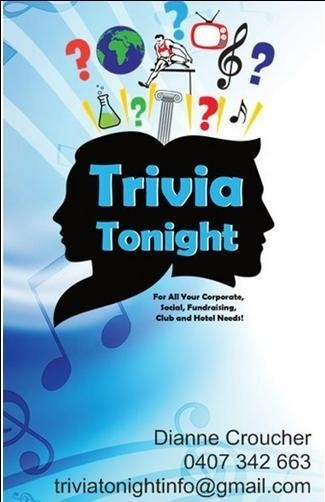 Trivia Tonight - Accommodation BNB