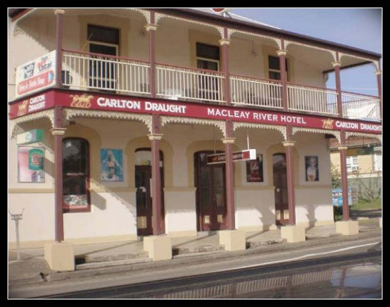 Macleay River Hotel - Accommodation BNB