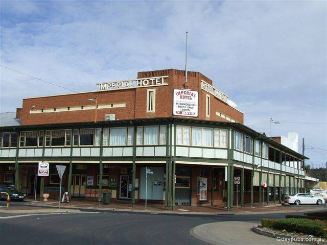 Imperial Hotel Coonabarabran - Accommodation BNB