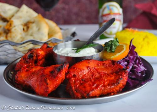 Ghedias Indian Restaurant - Accommodation BNB