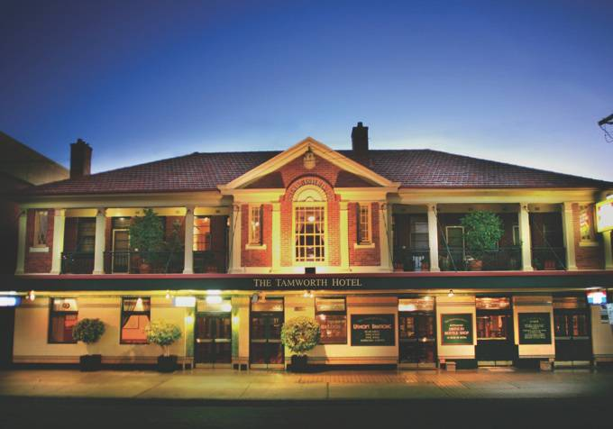 Tamworth Hotel - Accommodation BNB