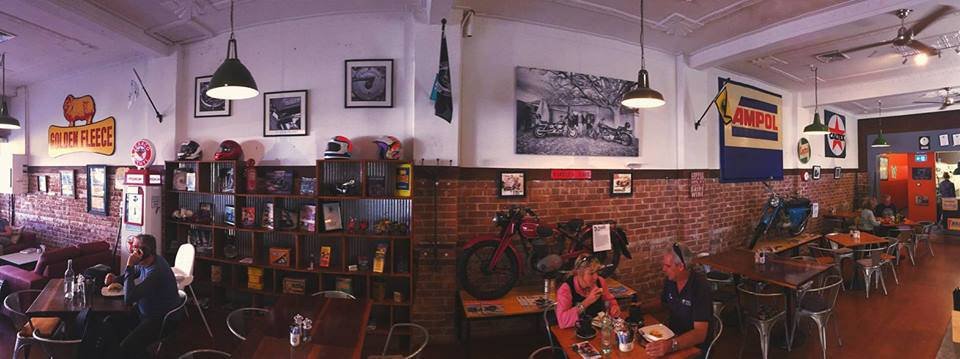 Roadies Cafe - Accommodation BNB