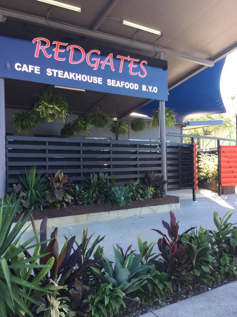 Redgates Caf Steakhouse Seafood - Accommodation BNB