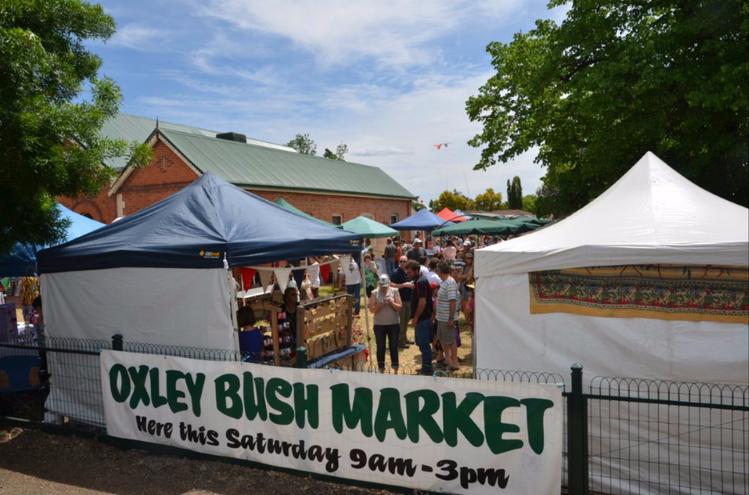 41st Annual Oxley Bush Market - Accommodation BNB