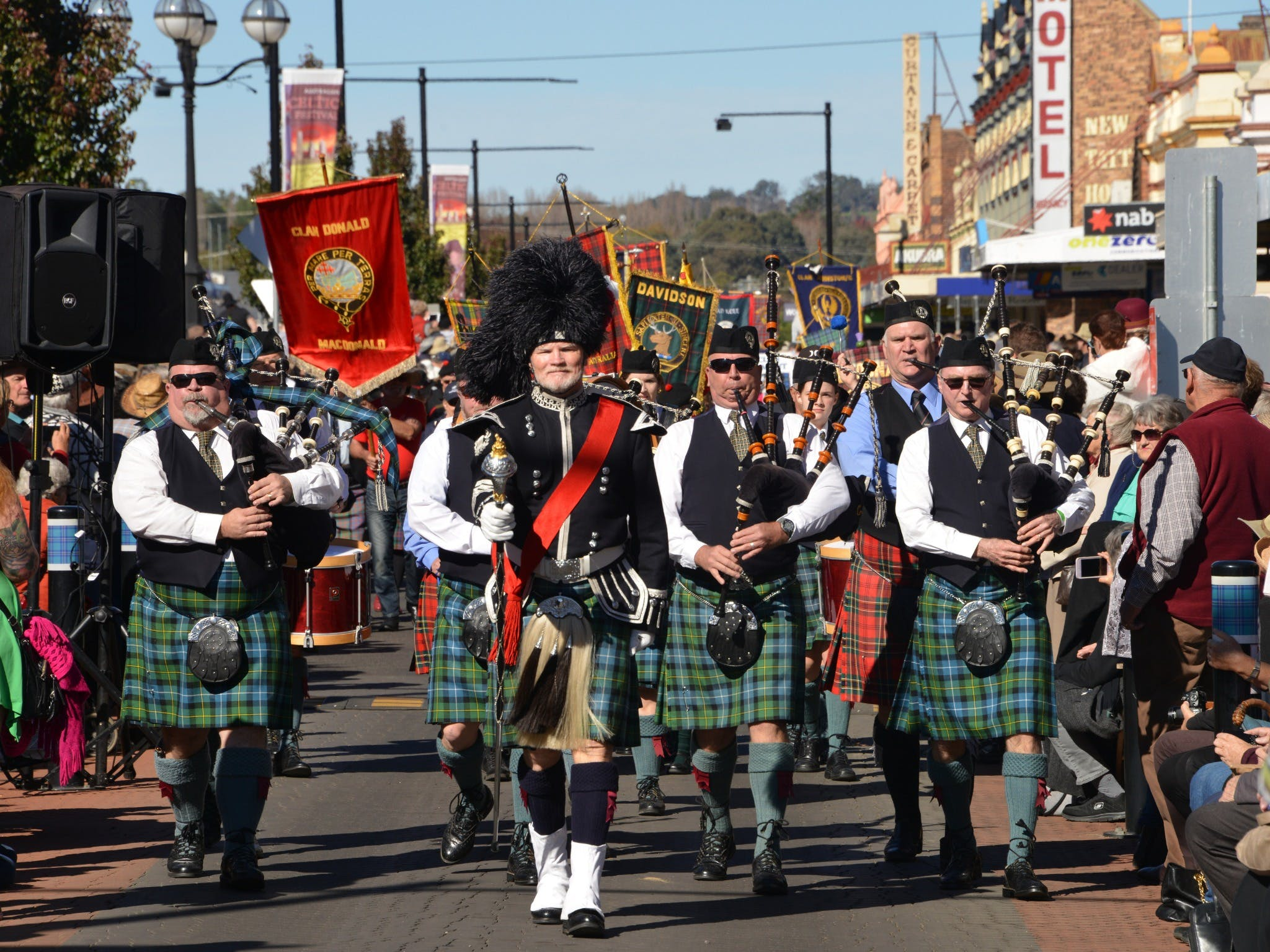 Australian Celtic Festival - Accommodation BNB