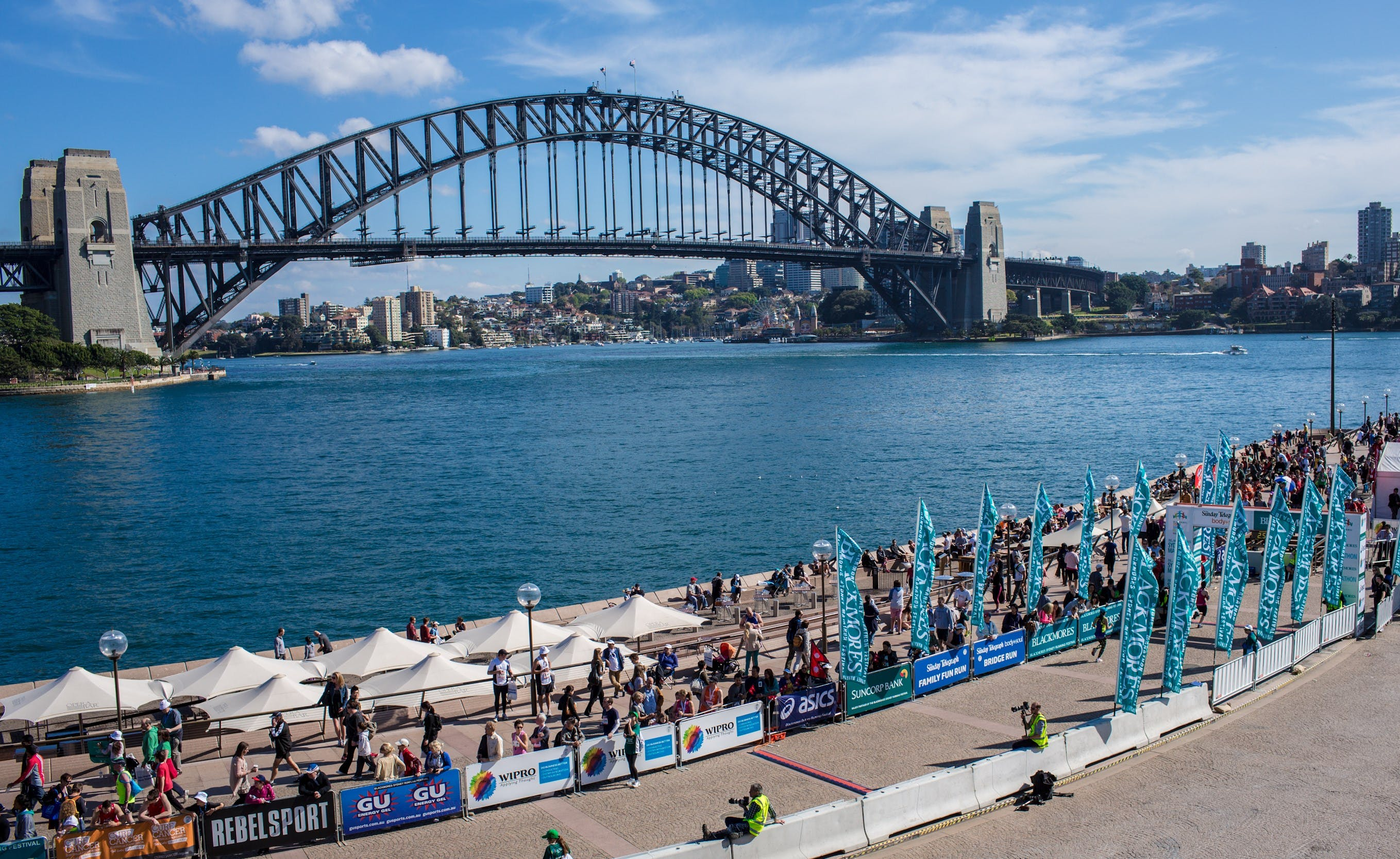 Blackmores Sydney Running Festival - Accommodation BNB