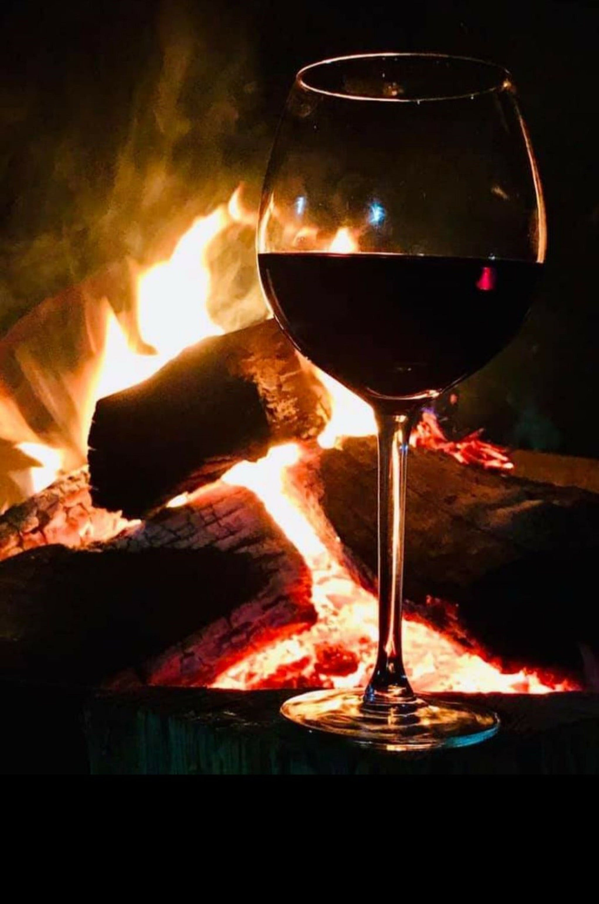 Book your Fire Pit at The Oriana - Accommodation BNB