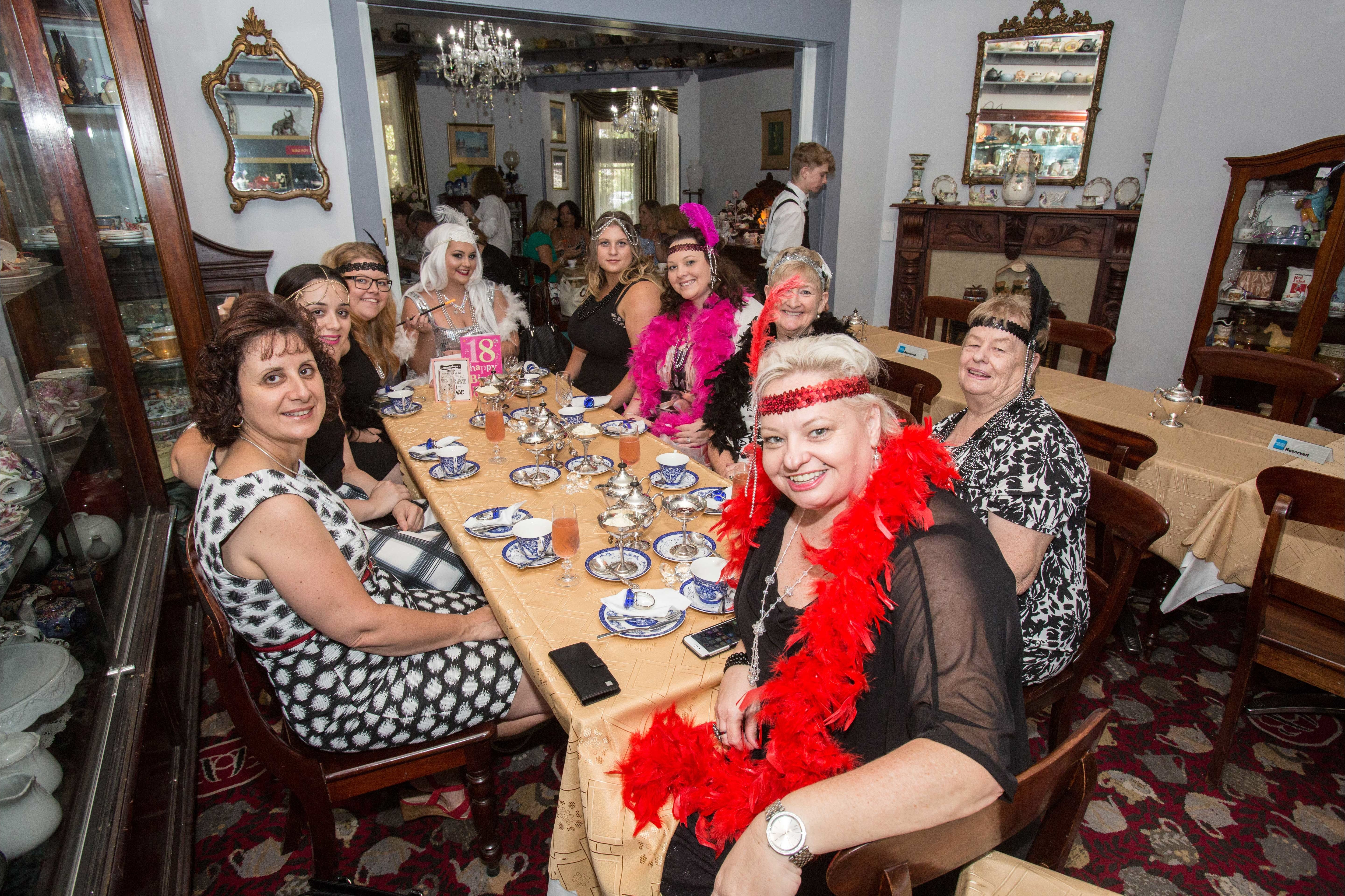 Bygone Beauty's Traditional High Tea Supreme for Good Food Month. - Accommodation BNB