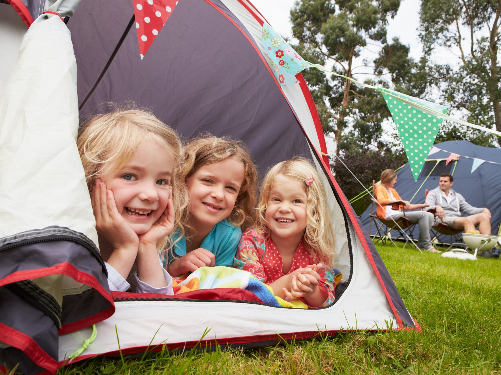 Camp Out In Town - Accommodation BNB