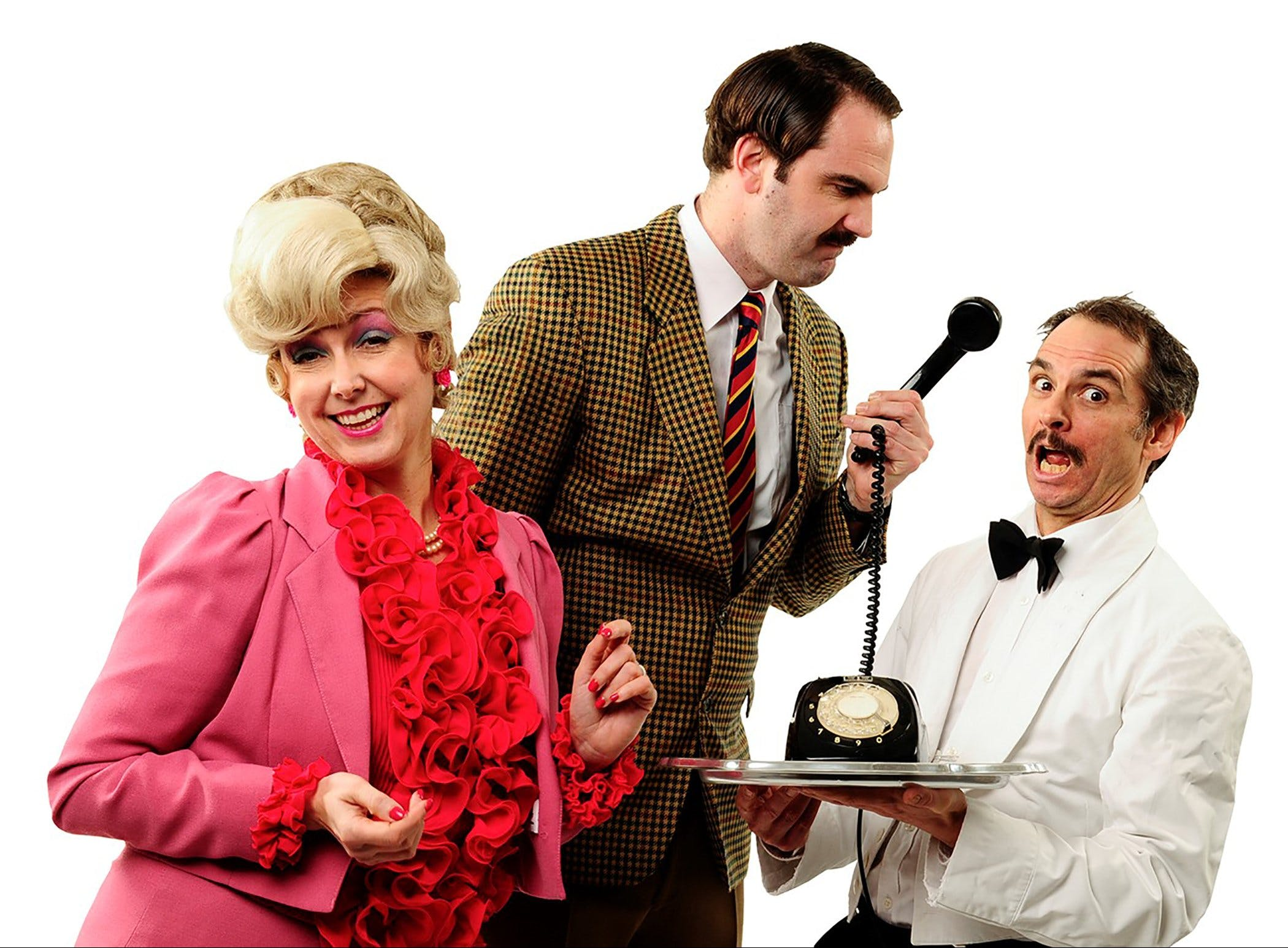 Faulty Towers - The Dining Experience at CountryPlace Hotel - Accommodation BNB