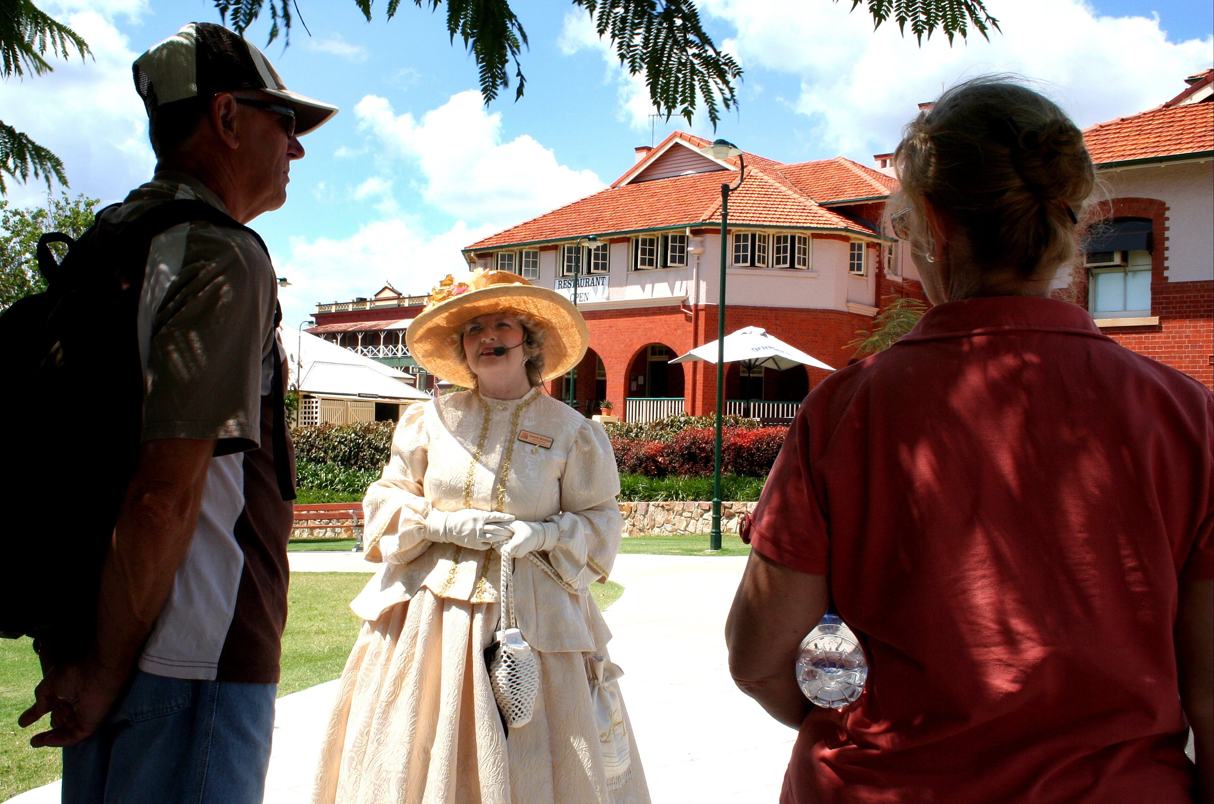 Free Guided Maryborough Heritage Walk Tour - Accommodation BNB