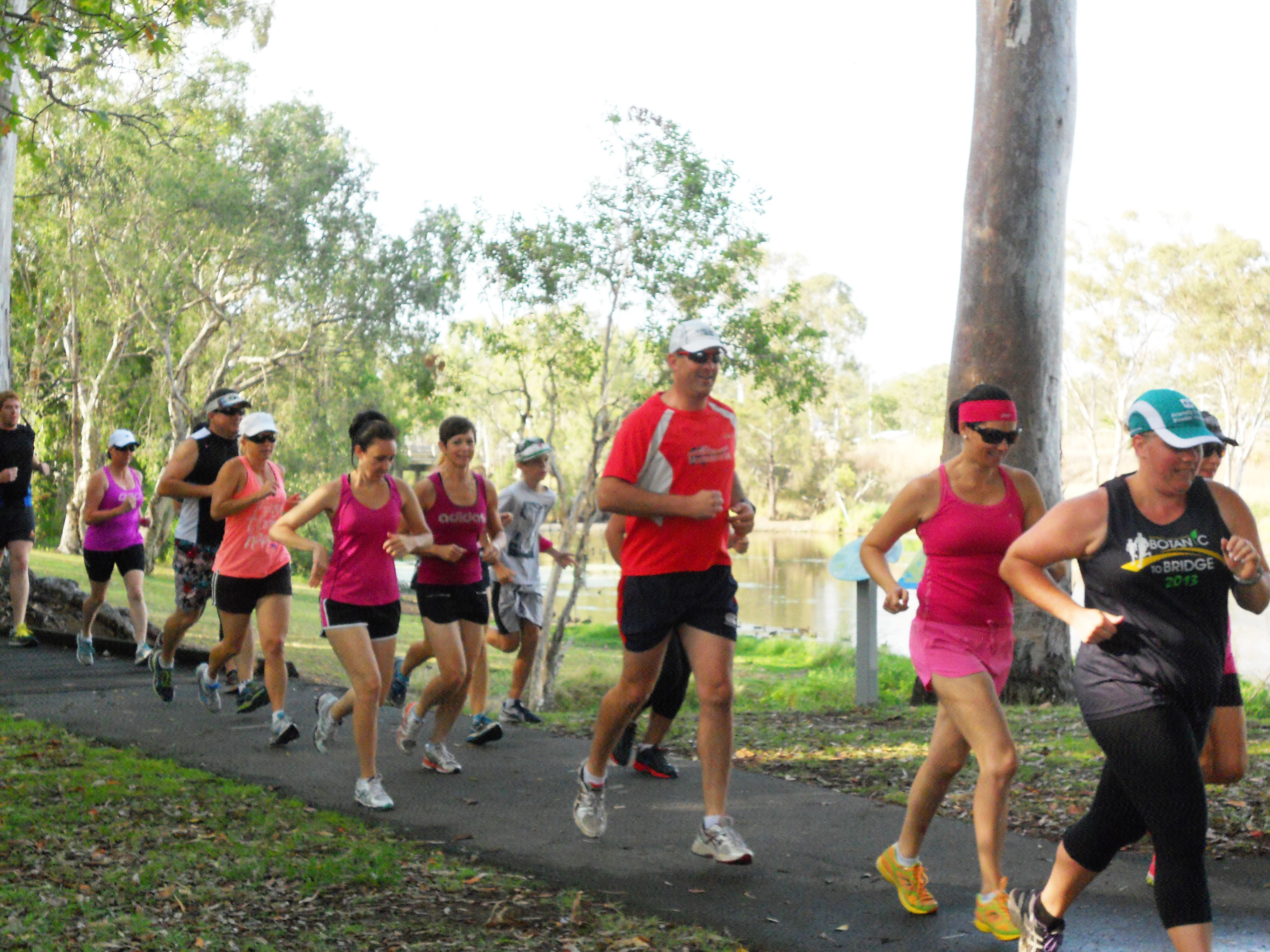 Gladstone Weekly Parkrun - Accommodation BNB