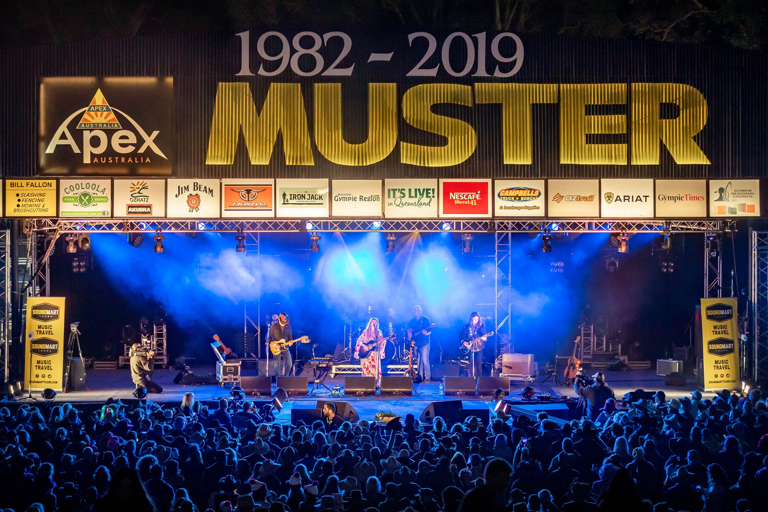 Gympie Music Muster - Accommodation BNB