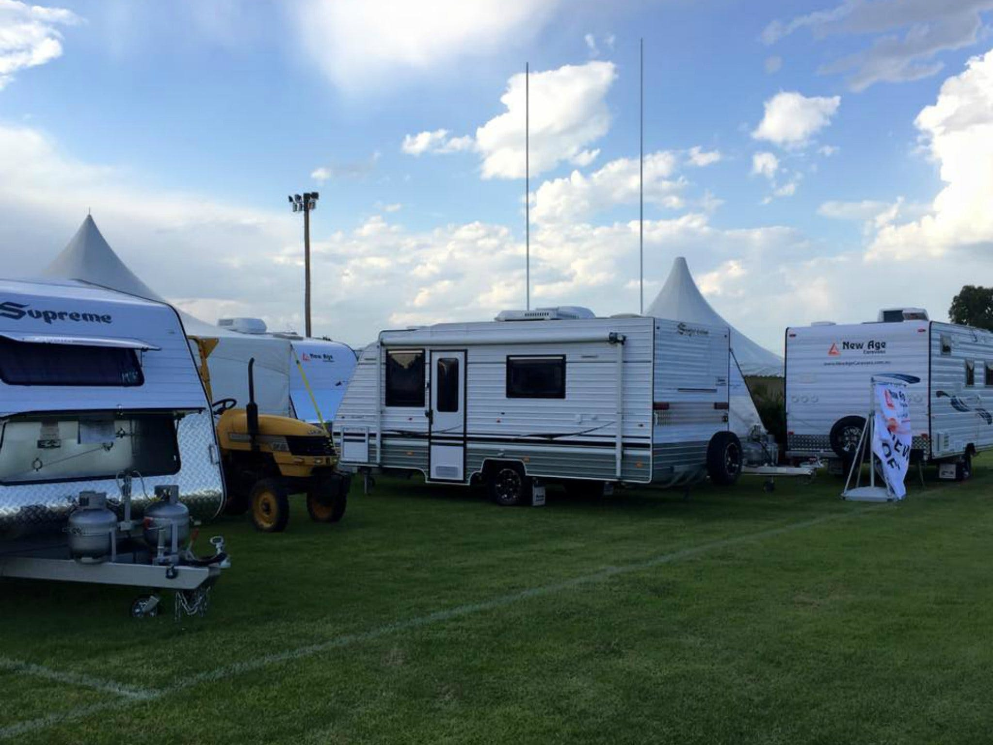 Northern Inland 4x4 Fishing Caravan and Camping Expo - Accommodation BNB