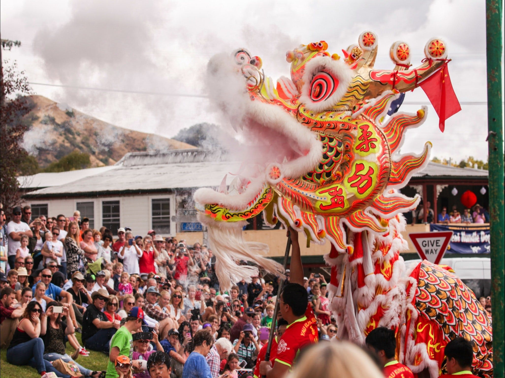 Nundle Go For Gold Chinese Easter Festival - Accommodation BNB