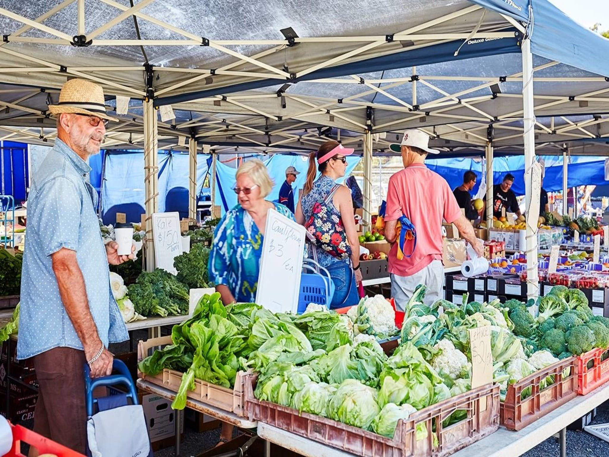 Nundah Farmers Market - Accommodation BNB